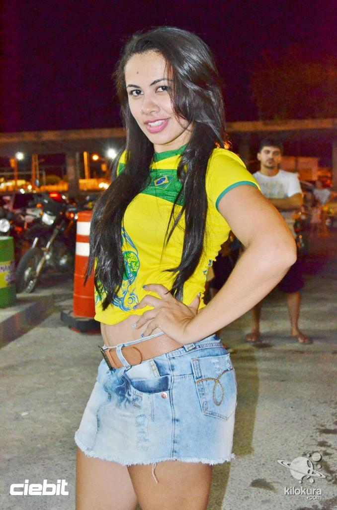 Copa do Mundo da Fifa 2014 - Brasil x México - Foto 138