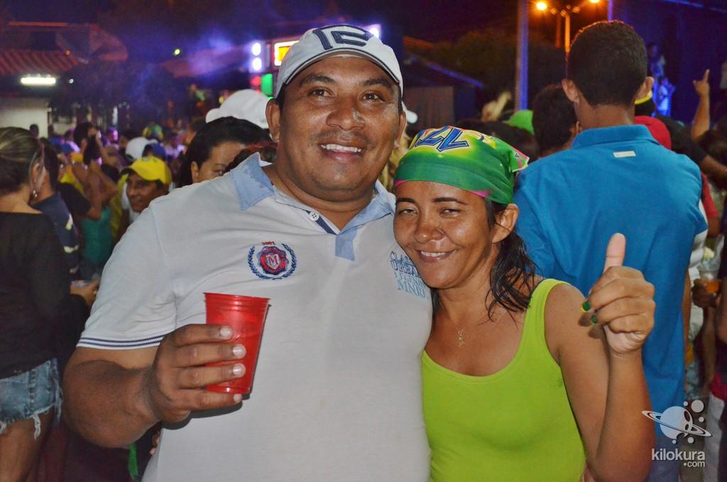 Recepção do deputado Mauro Filho e comemoração da vitória Brasil sobre Camarões - Foto 140