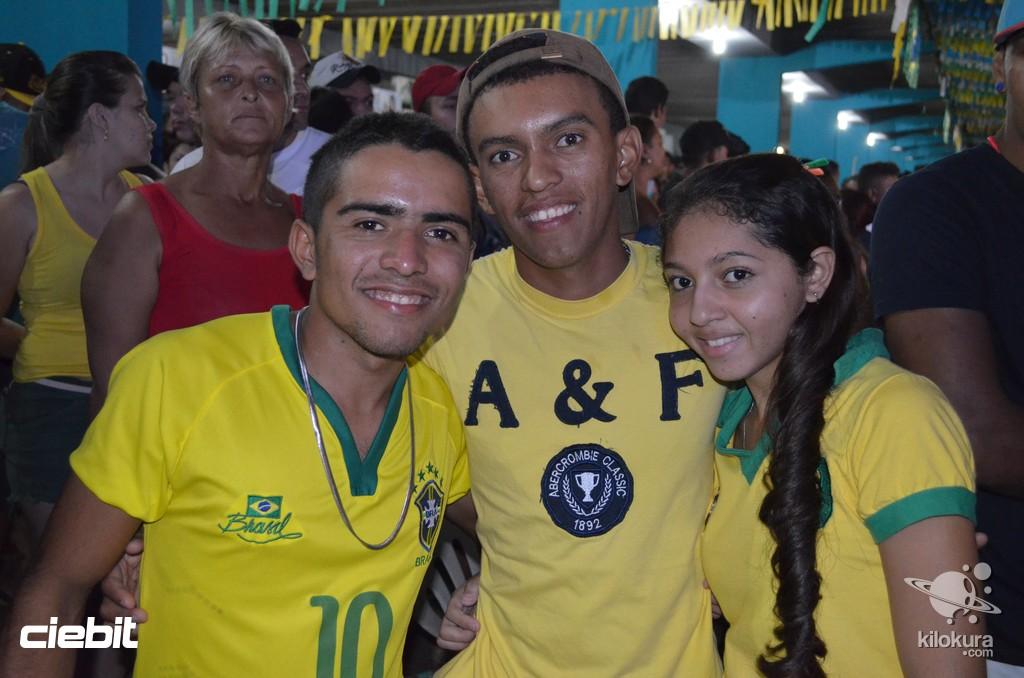 Copa do Mundo da Fifa - Brasil x Colômbia - Foto 120