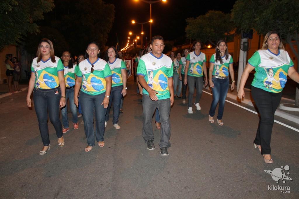 Desfile Cívico em Comemoração a Semana da Pátria 2014 - Foto 347