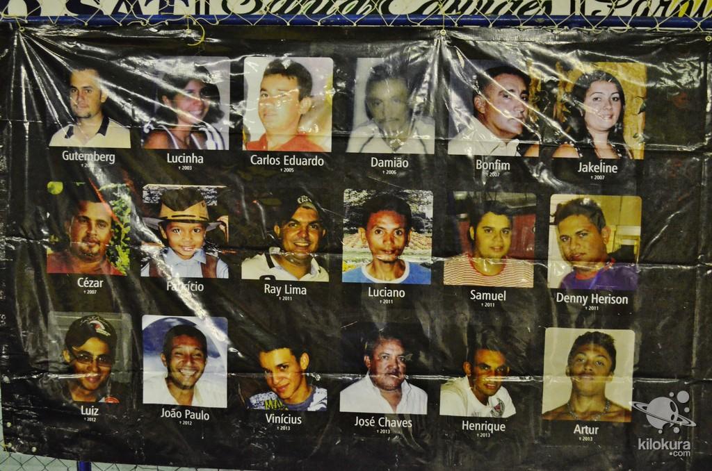Caminhada em Memória as Vítimas de Trânsito de Jaguaribe - Foto 140