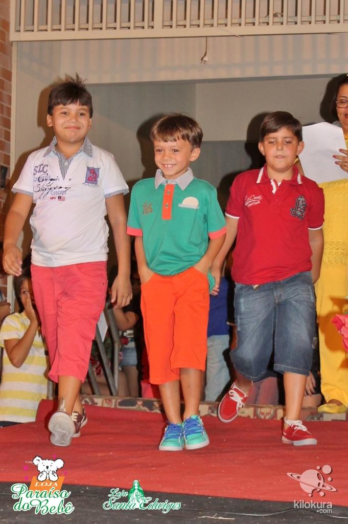 Desfile em Comemoração ao dia das Crianças das Lojas Paraíso do Bebê e Santa Edwiges - Foto 179