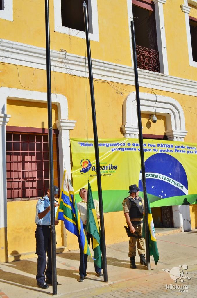 Desfile Cívico em Comemoração a Independência do Brasil - Foto 123