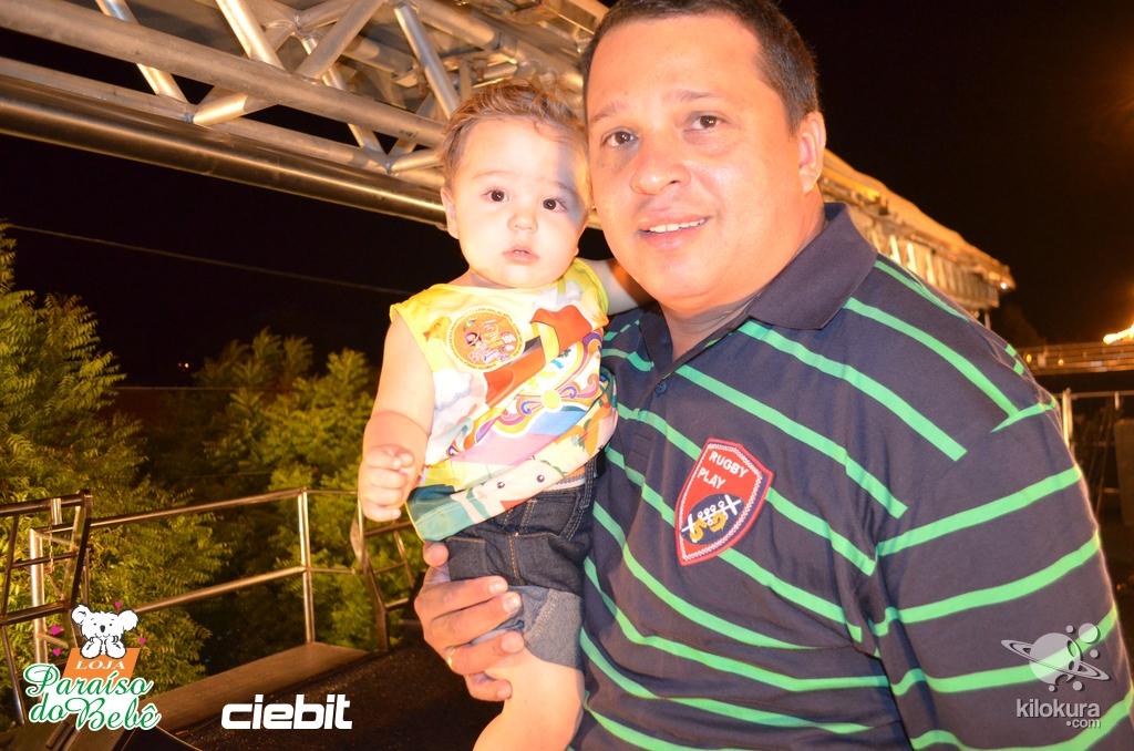 Jaguar Fest 2016 - Bloco Zanzuê Kids - Foto 12
