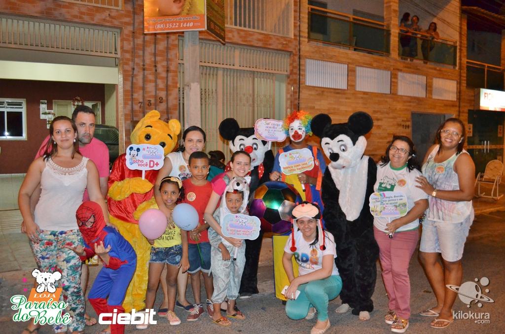 Jaguar Fest 2016 - Bloco Zanzuê Kids - Foto 2
