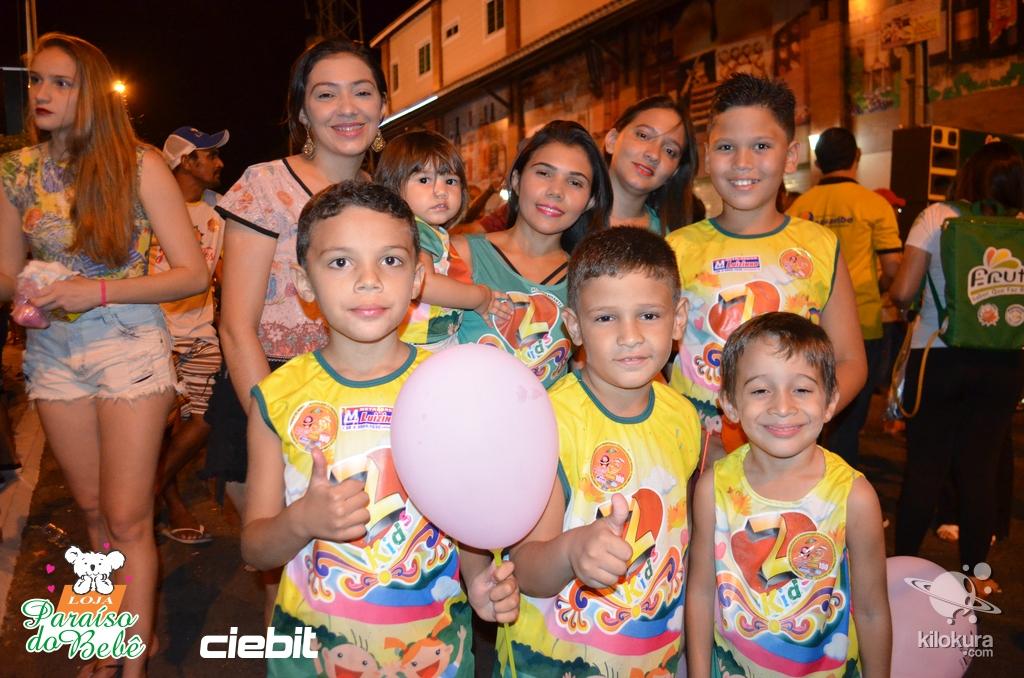 Jaguar Fest 2016 - Bloco Zanzuê Kids - Foto 5
