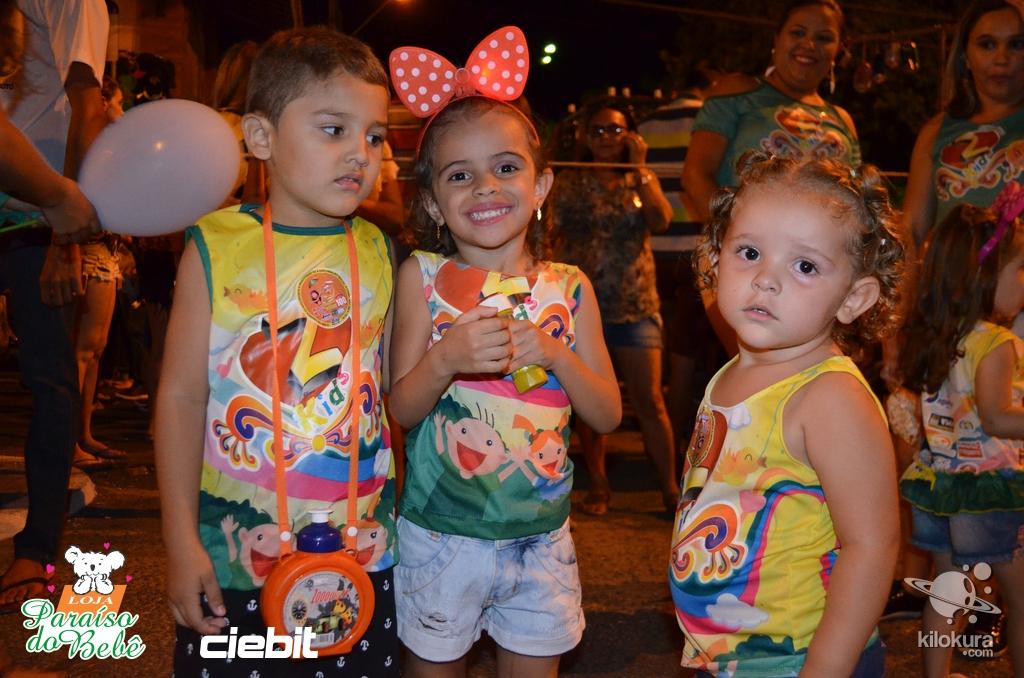 Jaguar Fest 2016 - Bloco Zanzuê Kids - Foto 7