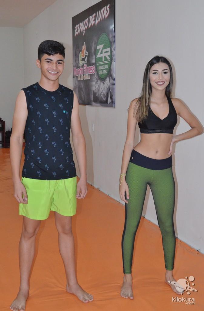 Aclamação Miss e Mister Teen e Reinauguração Academia Mundo Fitness - Foto 15