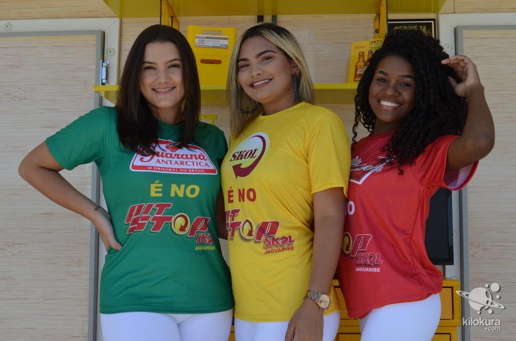 Inauguração Pit Stop Skol - Foto 15