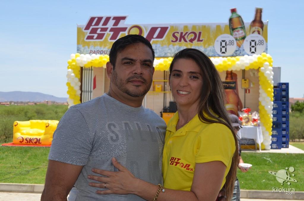 Inauguração Pit Stop Skol - Foto 23