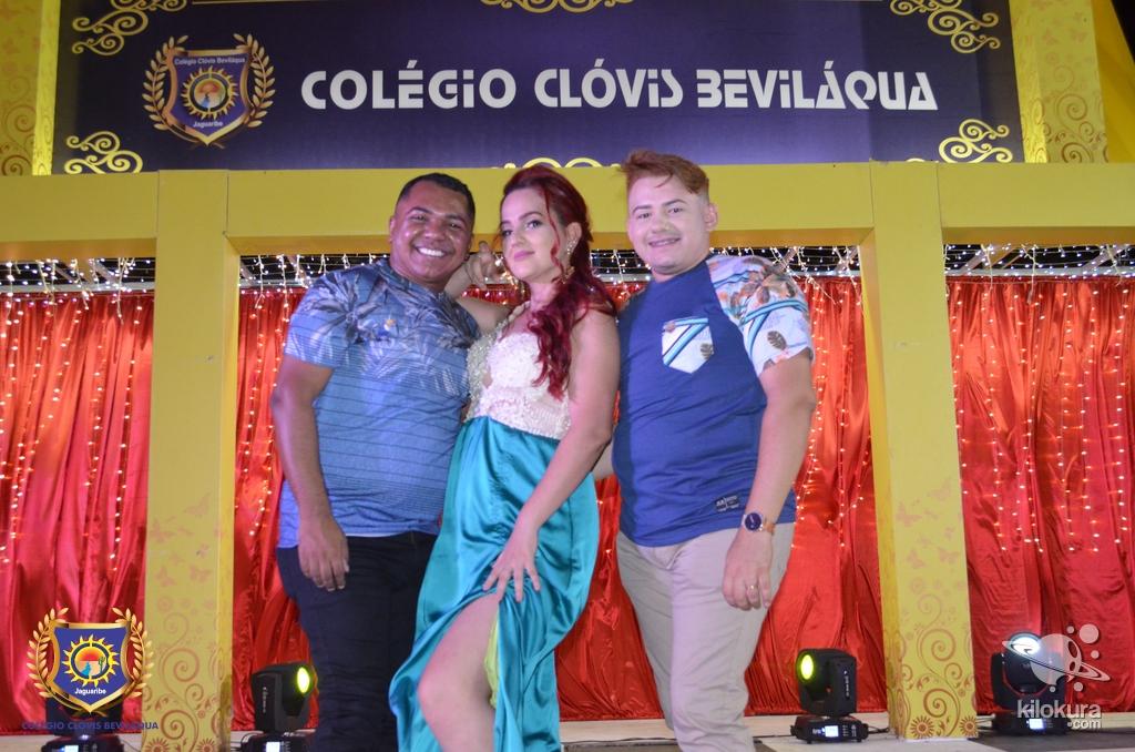 Festa de Formatura do 3º e 9º Ano 2019 do Colégio Clóvis Beviláqua - Foto 13