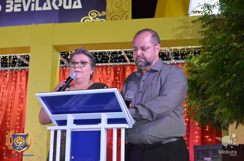 Festa de Formatura do 3º e 9º Ano 2019 do Colégio Clóvis Beviláqua - Foto 22