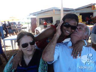 Carnaval 2011 - Barragem Santana (Segunda - Feira) - Foto 17