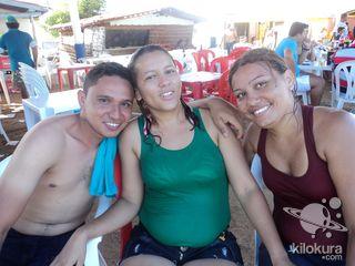 Carnaval 2011 - Barragem Santana (Segunda - Feira) - Foto 19