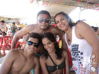Carnaval 2011 - Barragem Santana (Segunda - Feira) - Foto 9