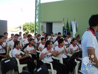 Inauguração do Ginásio Poliesportivo Prof. João Lima dos Santos - IFCE - Foto 1