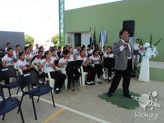 Inauguração do Ginásio Poliesportivo Prof. João Lima dos Santos - IFCE - Foto 10