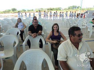 Inauguração do Ginásio Poliesportivo Prof. João Lima dos Santos - IFCE - Foto 11