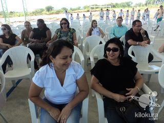 Inauguração do Ginásio Poliesportivo Prof. João Lima dos Santos - IFCE - Foto 12
