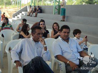 Inauguração do Ginásio Poliesportivo Prof. João Lima dos Santos - IFCE - Foto 2
