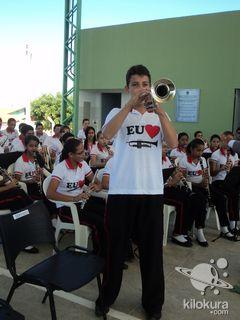 Inauguração do Ginásio Poliesportivo Prof. João Lima dos Santos - IFCE - Foto 27