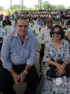 Inauguração do Ginásio Poliesportivo Prof. João Lima dos Santos - IFCE - Foto 28