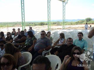 Inauguração do Ginásio Poliesportivo Prof. João Lima dos Santos - IFCE - Foto 30