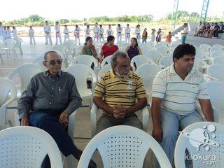 Inauguração do Ginásio Poliesportivo Prof. João Lima dos Santos - IFCE - Foto 7