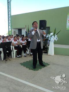 Inauguração do Ginásio Poliesportivo Prof. João Lima dos Santos - IFCE - Foto 9