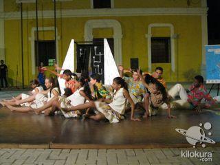II Mostra de Teatro de Rua de Jaguaribe (Sábado) - Foto 10