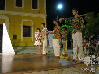 II Mostra de Teatro de Rua de Jaguaribe (Sábado) - Foto 20