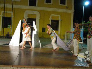II Mostra de Teatro de Rua de Jaguaribe (Sábado) - Foto 22