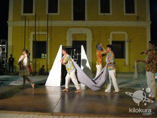 II Mostra de Teatro de Rua de Jaguaribe (Sábado) - Foto 23