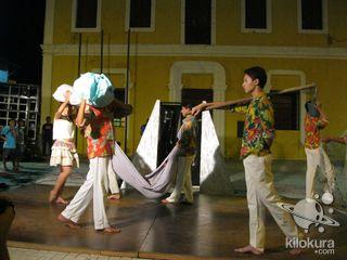 II Mostra de Teatro de Rua de Jaguaribe (Sábado) - Foto 24