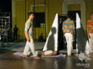 II Mostra de Teatro de Rua de Jaguaribe (Sábado) - Foto 25