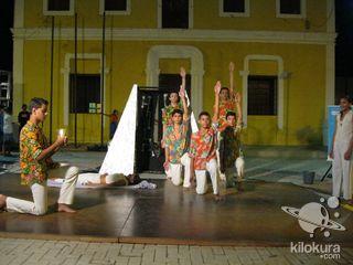 II Mostra de Teatro de Rua de Jaguaribe (Sábado) - Foto 28