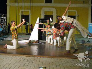 II Mostra de Teatro de Rua de Jaguaribe (Sábado) - Foto 29