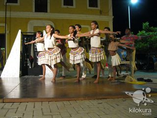 II Mostra de Teatro de Rua de Jaguaribe (Sábado) - Foto 9