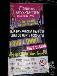 7º Concurso da Miss e Mister Jaguaribe 2011 - Foto 11