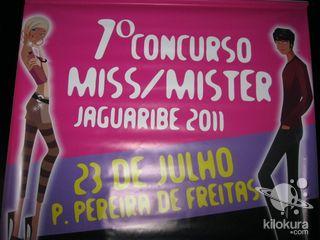7º Concurso da Miss e Mister Jaguaribe 2011 - Foto 12