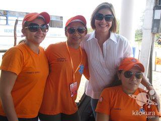 O evento contou com Presença do Grupo de Idoso da Felicidade de Jaguaribe e Grupo do Idoso de Iracema