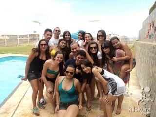 Alunos da Escola Profissionalizante Poeta Sinó Pinheiro Realizam uma festa em Homenagem aos Professores.