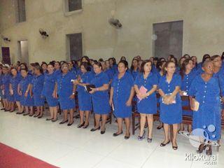 Pastor Presidente: Caubi Sousa<br>Presidente Circulo de Oração: Mazu Brito<br>Vice Presidente: Ozete Oliveira<br>Coordenadora Geral: Rosanita Sousa