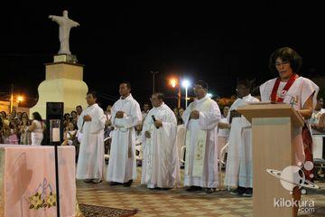 Tema Geral: Sob a proteção da da Mãe da Luz celebremos os nossos  150 anos de caminhada como Igreja de Jesus