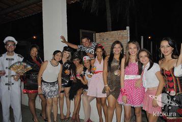Aula da Saudade do 3º Ano C da Escola Raul Barbosa - Foto 33
