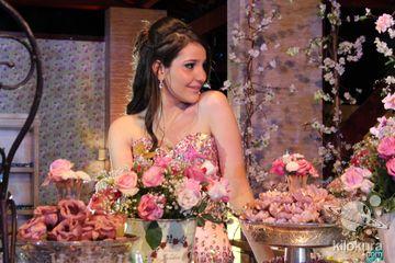 Cerimonial: Ivana Castro;<br>Decoração: Juliana Capelo;<br>Buffet: La Maison