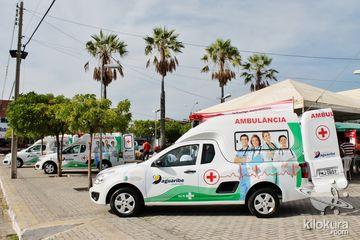 Entrega de ambulâncias e veículos para a saúde - Foto 12