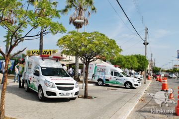 Entrega de ambulâncias e veículos para a saúde - Foto 2