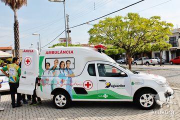 Entrega de ambulâncias e veículos para a saúde - Foto 3