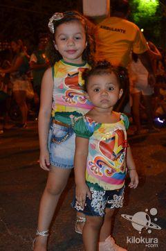 Jaguar Fest 2016 - Bloco Zanzuê Kids - Foto 105
